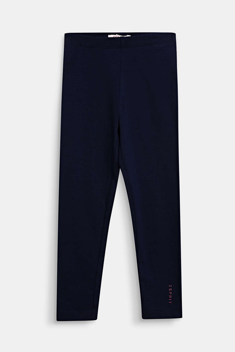 Opaque basic leggings, LCMIDNIGHT BLUE, detail image number 0