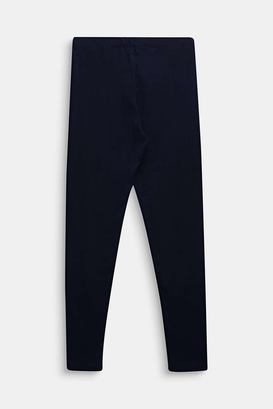 Opaque basic leggings, LCMIDNIGHT BLUE, detail image number 1