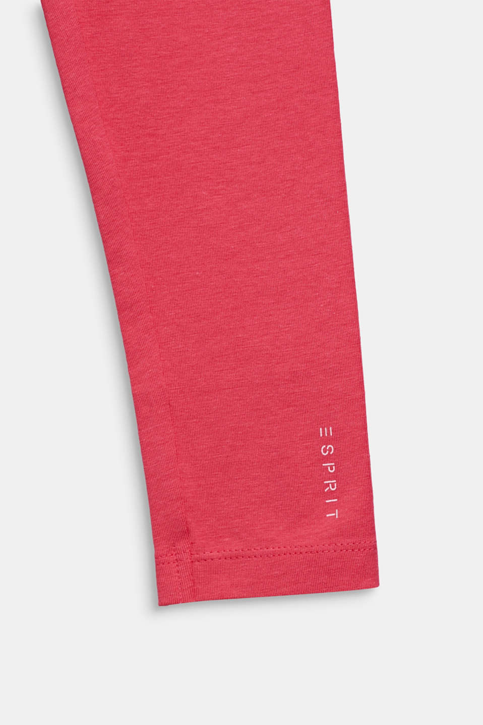 Opaque basic leggings, DARK PINK, detail image number 3