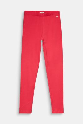 Leggings made of 100% cotton, LCRASPBERRY, detail