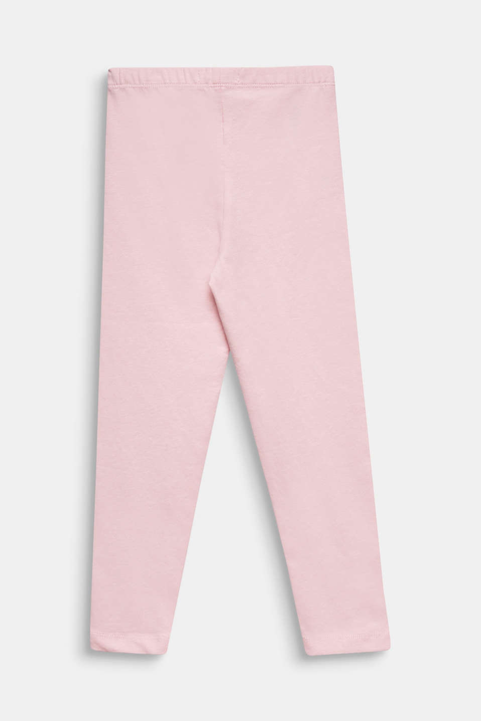 Opaque basic leggings, LIGHT PINK, detail image number 1