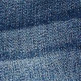 Denim shorts with heart appliqués, MEDIUM WASH DE, swatch