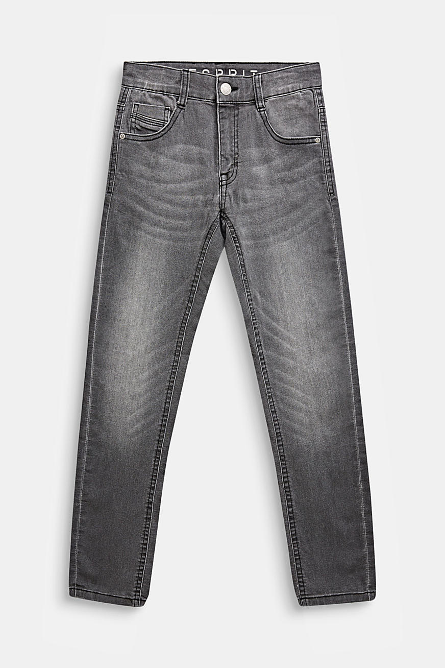Jean super stretch gris
