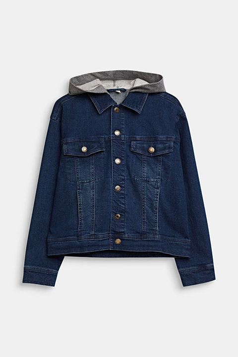 Jackets outdoor denim