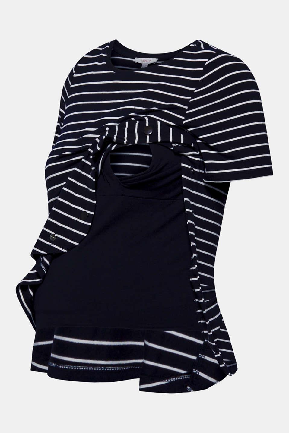 T-Shirts, LCBLACK, detail image number 5