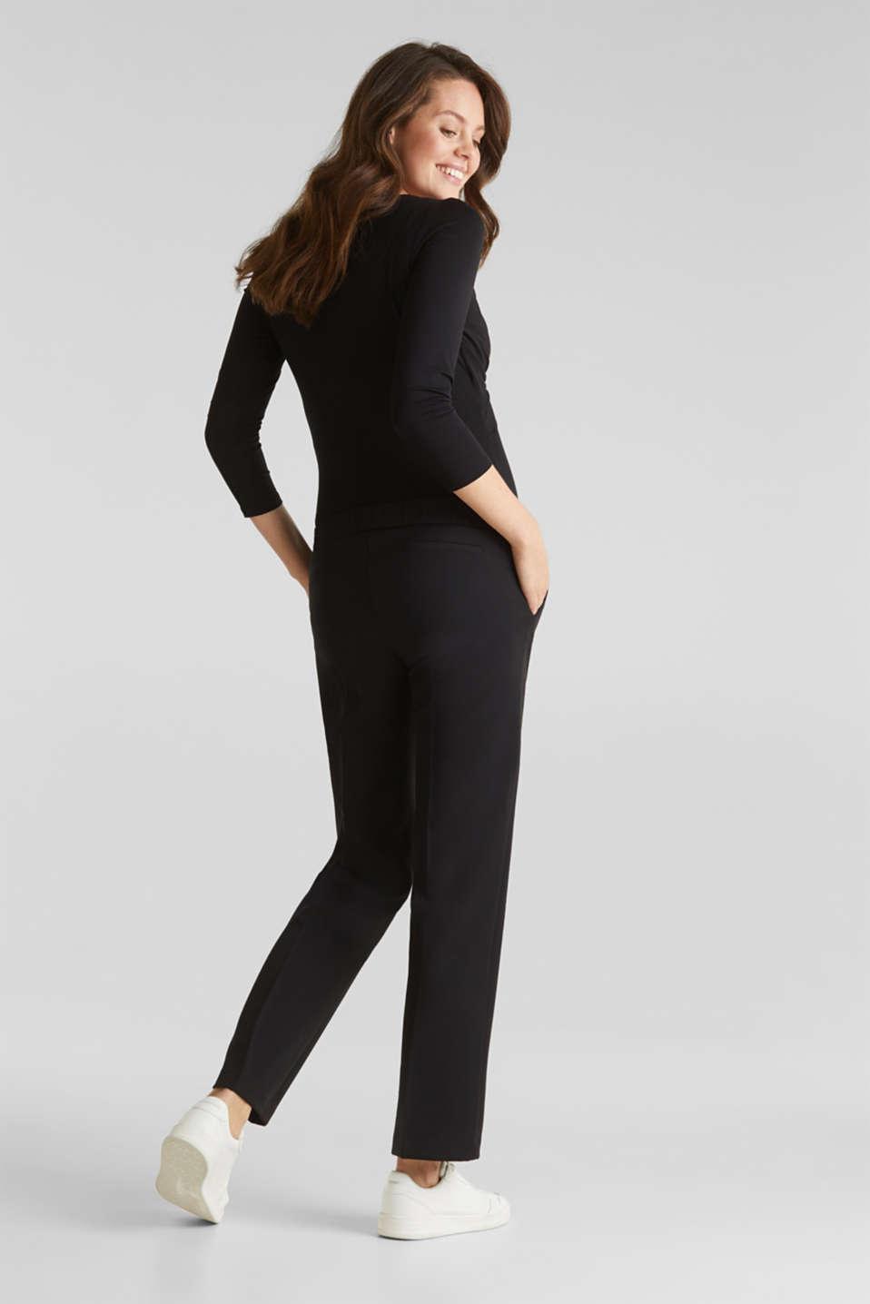 Pants woven, LCBLACK, detail image number 3