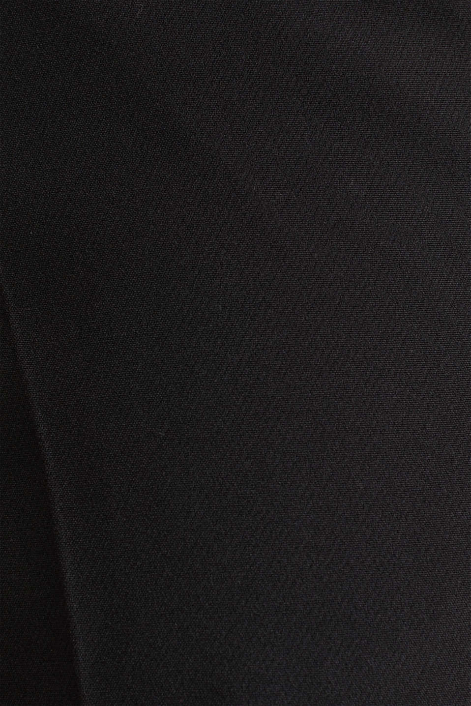 Pants woven, LCBLACK, detail image number 4