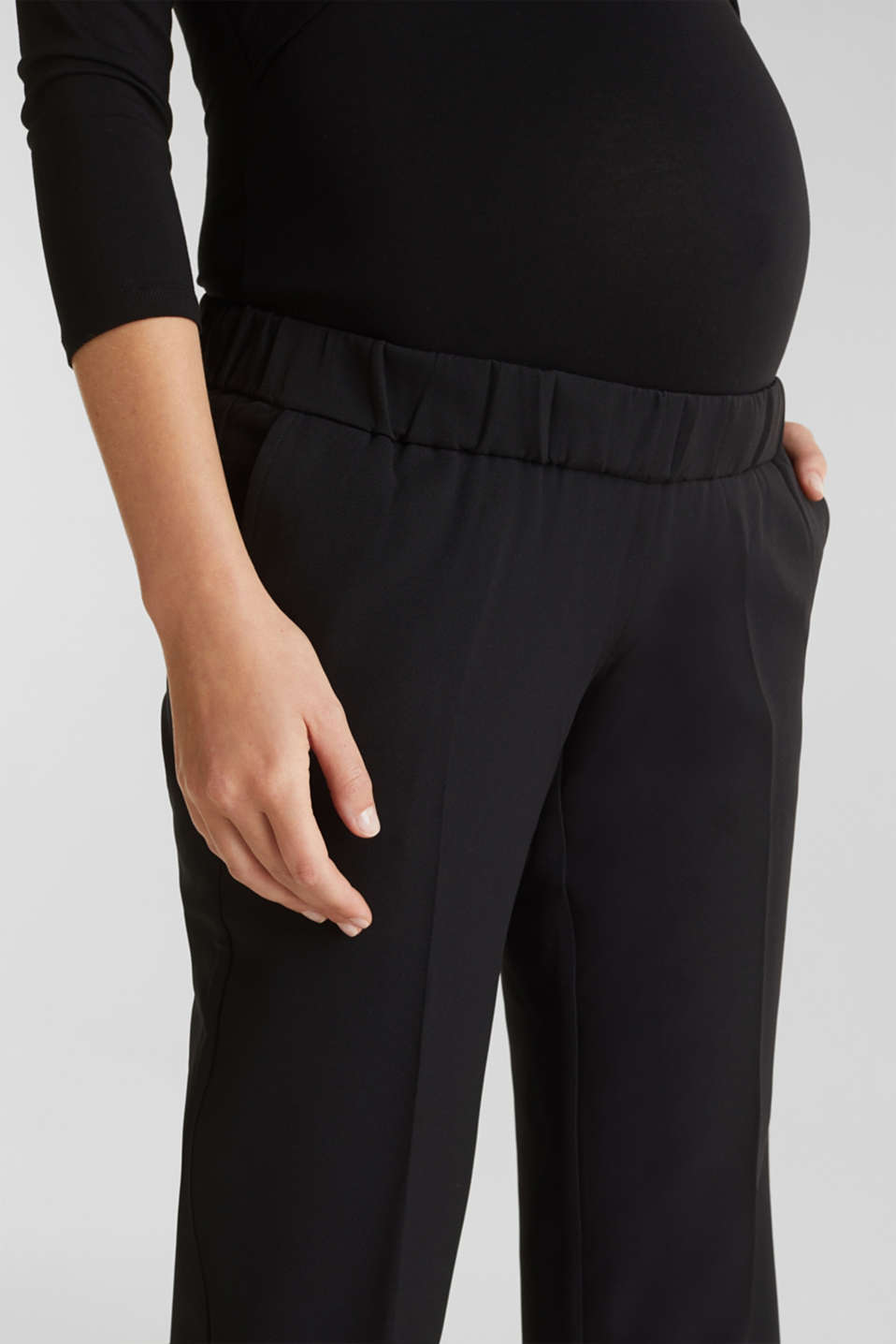 Pants woven, LCBLACK, detail image number 5