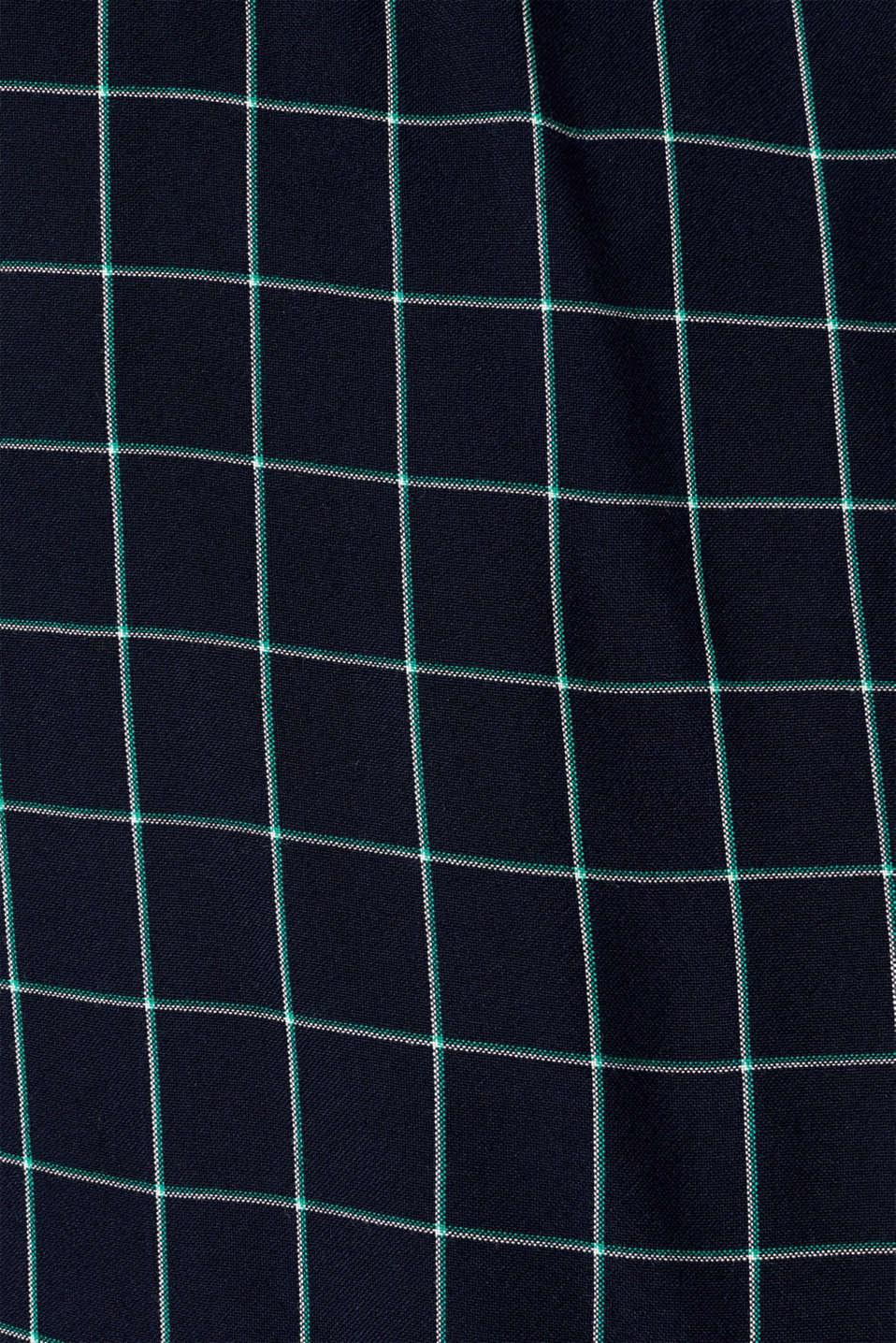 Button-through midi dress, LCNIGHT BLUE, detail image number 4