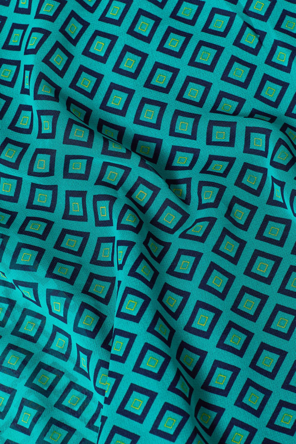 Chiffon nursing dress, LCTEAL GREEN, detail image number 0