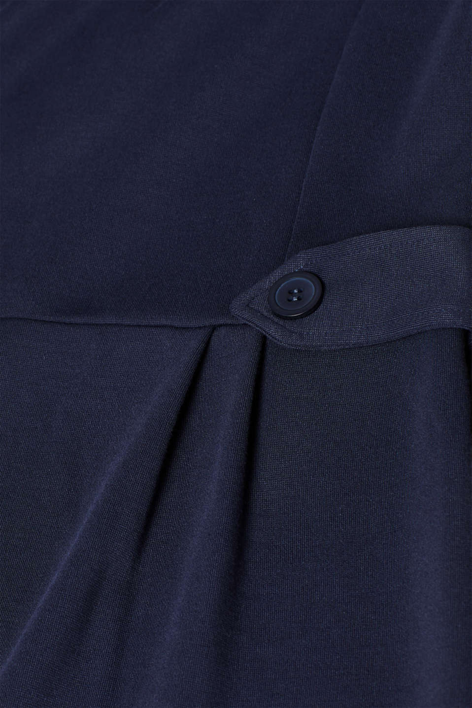 Dresses knitted, LCNIGHT BLUE, detail image number 4