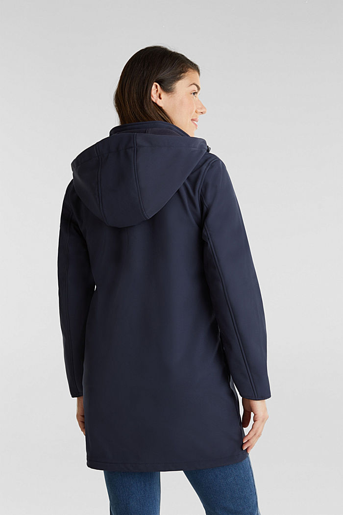 Variable 3-in-1-Softshell-Jacke, NIGHT BLUE, detail image number 3