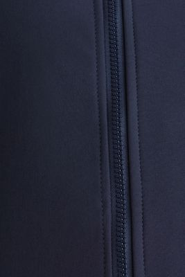 Adjustable three-in-one softshell jacket, LCNIGHT BLUE, detail