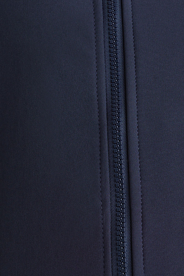 Variable 3-in-1-Softshell-Jacke, NIGHT BLUE, detail image number 4