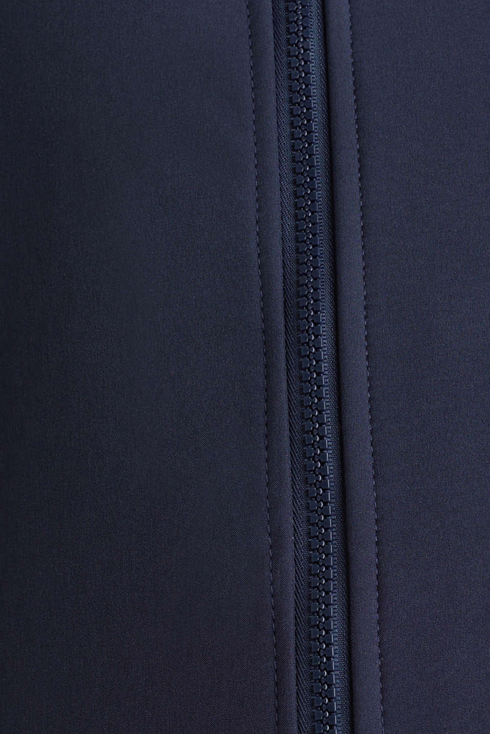 Adjustable three-in-one softshell jacket, LCNIGHT BLUE, detail image number 4
