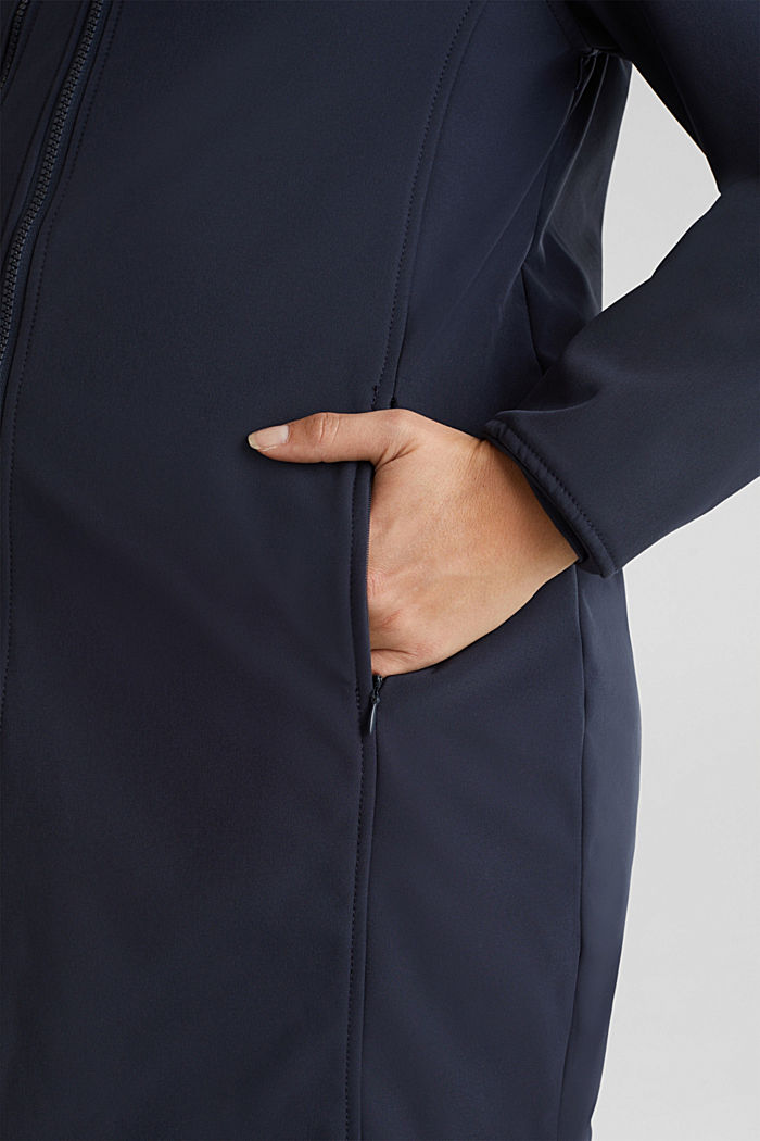 Variable 3-in-1-Softshell-Jacke, NIGHT BLUE, detail image number 5