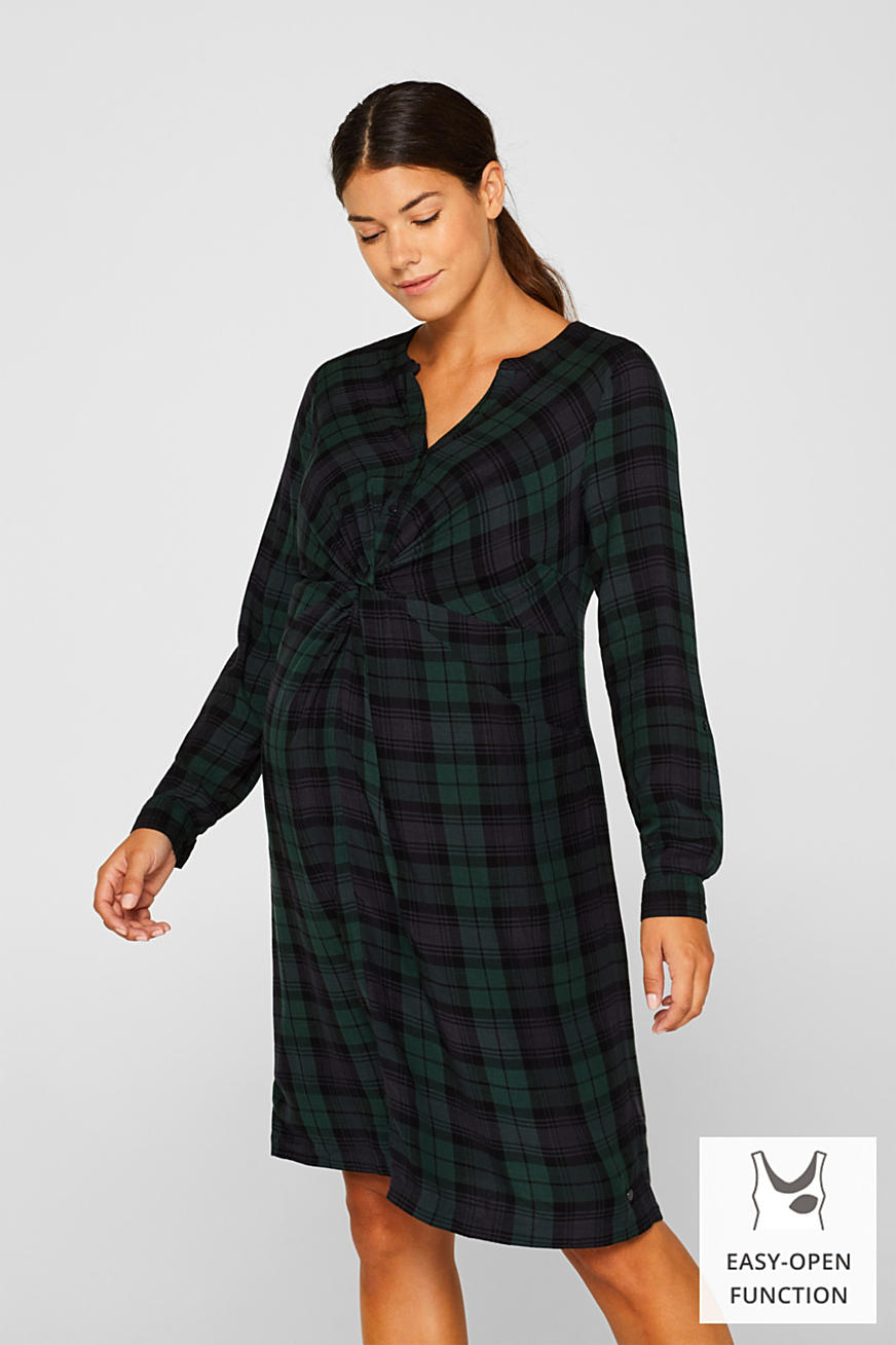 2-in-1 nursing dress