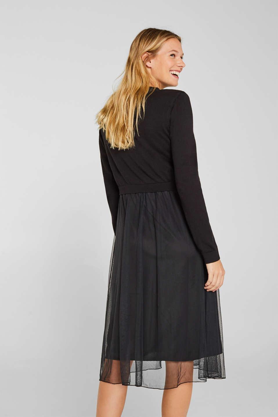 Dresses knitted, LCBLACK, detail image number 2