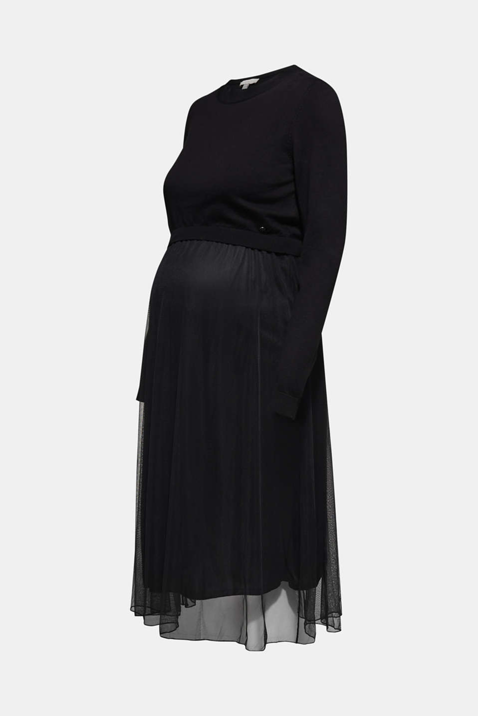 Dresses knitted, LCBLACK, detail image number 6