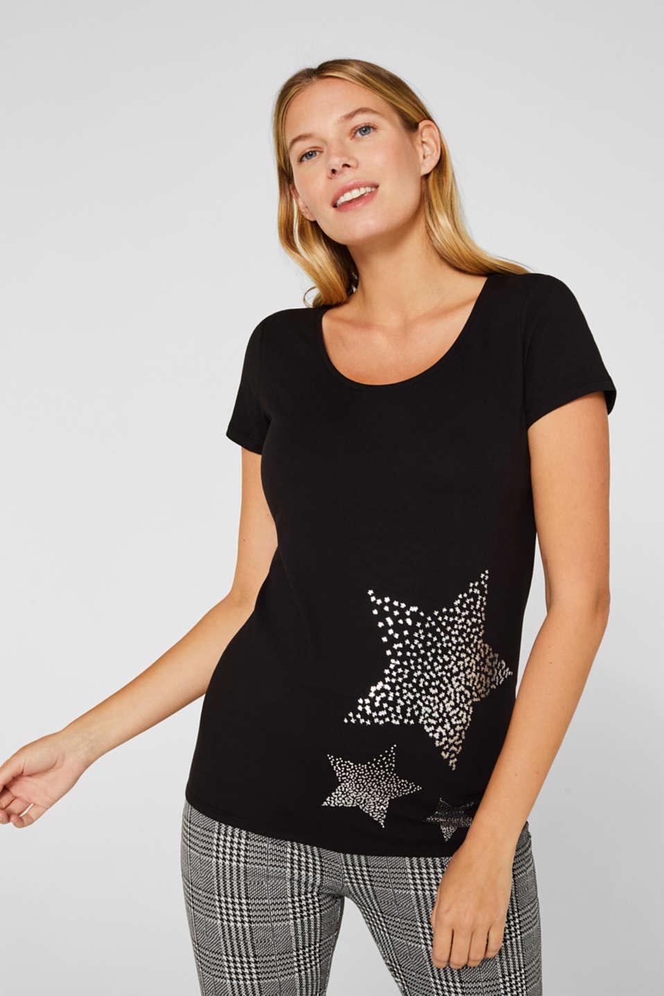 T-Shirts, LCBLACK, detail image number 0