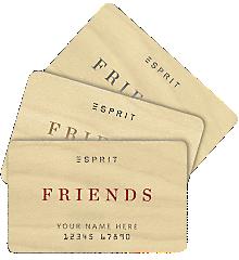 esprit friends gold